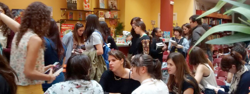 10 autoras españolas de fantasía