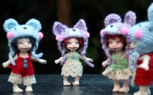 Flocke Not Only Dolls
