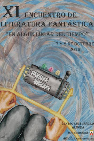 elf2h Encuentro de litratura fantástica de Dos Hermanas 2016