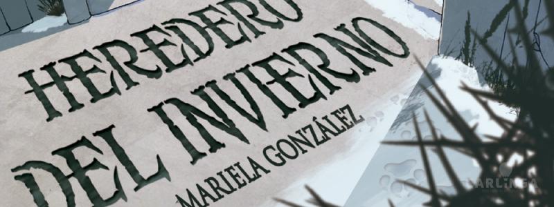libro electrónico Heredero del Invierno, de Mariela González