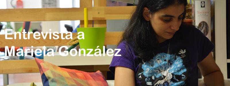 Mariela González, entrevista. Heredero del Invierno